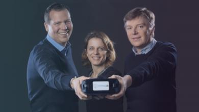 Photo de Le StrasbourgeoisHypnoVR fait entrer les casques de réalité virtuelle au bloc opératoire