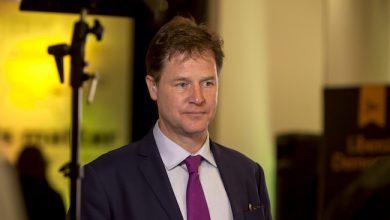 Photo de L'ancien vice-Premier ministre britannique Nick Clegg rejoint Facebook