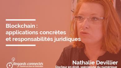 Photo de Blockchain : applications concrètes et responsabilités juridiques