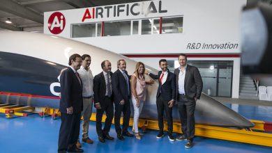 Photo de [INSIDERS] HyperloopTT dévoile la première capsule de son train du futur