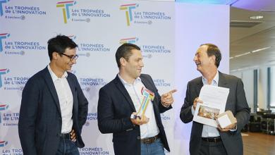 Photo de FlyMenu, une interface intelligente et pratique récompensée par les Trophées de l'Innovation E.Leclerc
