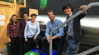 Photo de [Radar #GreenTech] Les Alchimistes, la solution de compostage locale pour les professionnels
