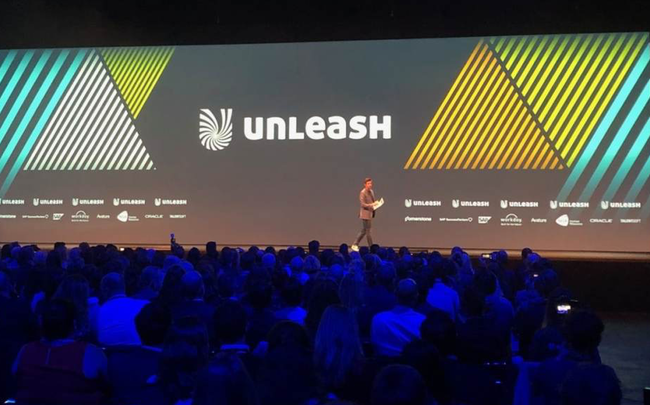 Photo de #Unleash18 jour 1 : mon résumé !