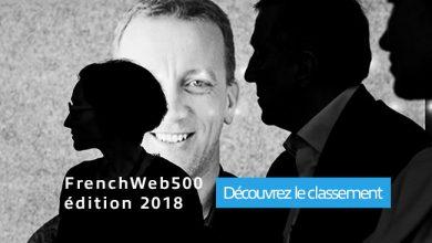 Photo de [FW500] Le classement des sociétés Tech en France, édition 2018