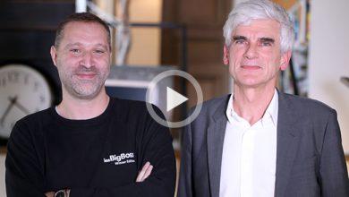 Photo de Le Débrief de la semaine avec Hervé Bloch (Les BigBoss), Bruno Massiet du Biest (Melty) et Richard Menneveux (Decode Media)