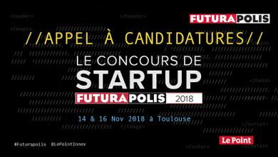 Photo de Concours de startup Futurapolis 2018 ?
