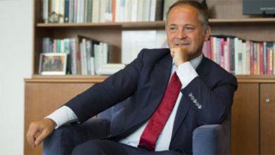 Photo de Benoît Coeuré (BCE) compare le bitcoin à une «émanation maléfique» de la  crise financière