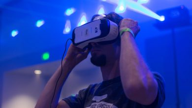 Photo de Jeux d'immersion: la course aux salles de réalité virtuelle est lancée