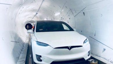 Photo de Elon Musk dévoile un tunnel pour révolutionner les transports urbains