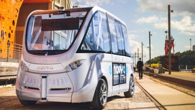 Photo de Bluebus: la filiale du groupe Bolloré s'allie à Navya pour rendre ses bus autonomes