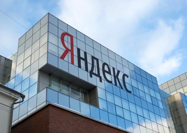 Yandex s'effondre en Bourse