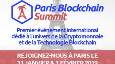 Photo de Paris Blockchain Summit 2019