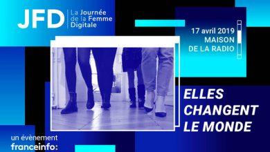 Photo de [Live] Suivez en direct La Journée de la Femme Digitale