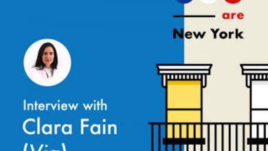 Photo de [Oui Are New York] Clara Fain (Via) : Une Française, directrice financière de l'une des plus grosses scale-up américaines