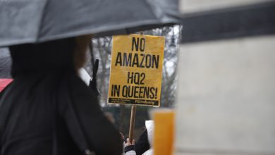 Photo de [DECODE] Les ambitions d'Amazon à New York compromises ?