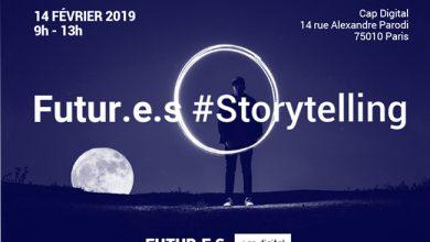 Photo de FUTUR.E.S 2019 : Le festival spécial #Storytelling