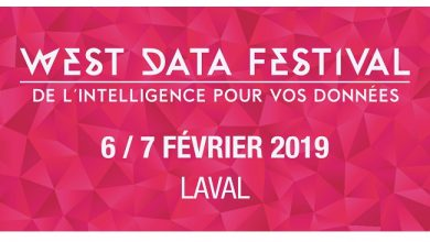 Photo de West Data Festival: de l'intelligence pour vos données
