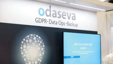 Photo de RGPD: près de 12 millions de dollars pour les solutions de sécurité cloud d'Odaseva