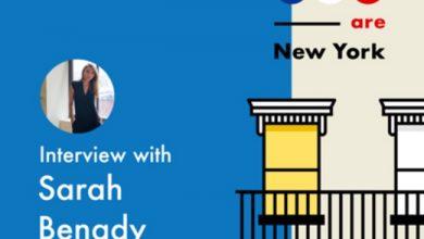 Photo de [Oui Are New York] Sarah Benady (Ba&sh): celle qui a la «secret sauce» pour lancer une marque de mode française aux US
