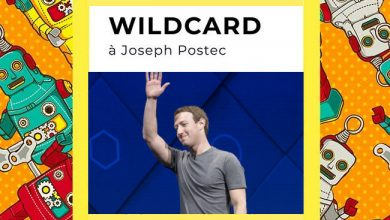 Photo de [Podcast] WildCard : Mark Zuckerberg, GAFA…