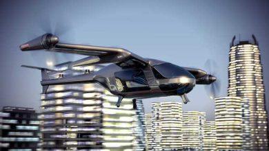 Photo de La bulle des drones de passagers