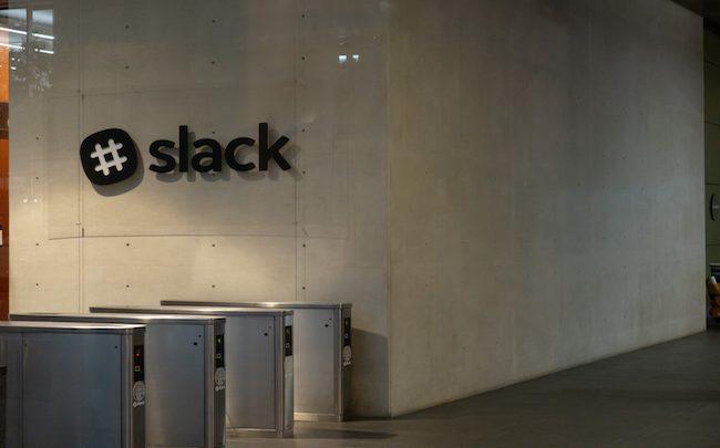 Une valorisation à 25 milliards — Slack