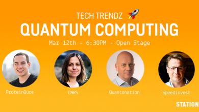 Photo de [STATION F] Tech Trendz: Quantum Computing
