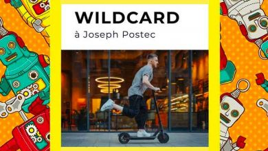 Photo de [Podcast] WildCard: Kapten, trottinettes électriques…