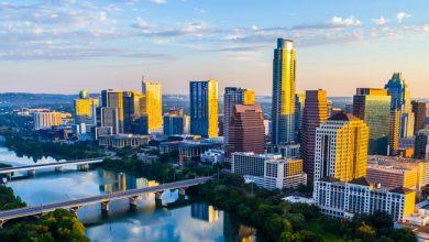 Photo de Austin, hub de la Tech américaine en pleine ébullition