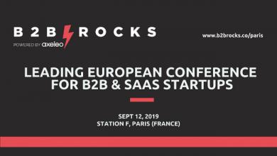 Photo de [B2B ROCKS] La conférence de référence pour les startups B2B et SaaS