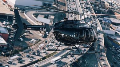 Photo de L'élite de la Silicon Valley emprunte les taxis volants de Blade pour survoler les embouteillages