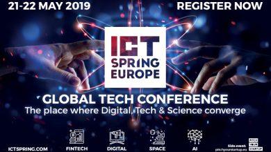Photo de [FARVEST] ICT Spring Europe 2019