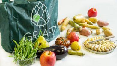Photo de Phénix met la main sur Graapz pour sensibiliser les consommateurs au gaspillage alimentaire
