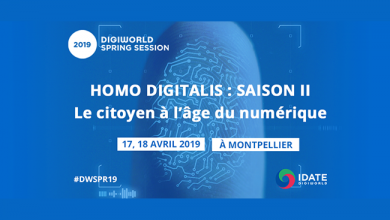 Photo de [DigiWorld Spring Session 2019] Le citoyen à l'âge du numérique