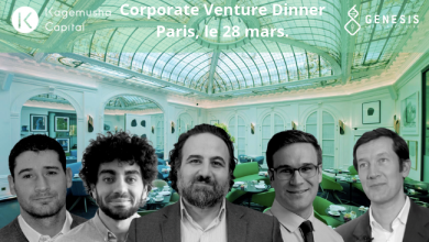 Photo de [Corporate Venture Dinner] Grands Groupes: comment investir dans les startups ?