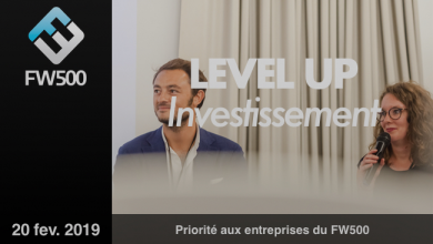 Photo de CONFÉRENCE LEVEL UP Investissement