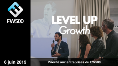 Photo de CONFÉRENCE LEVEL UP Growth