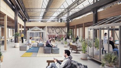 Photo de La French Tech Lyon ouvre en avril son grand incubateur H7