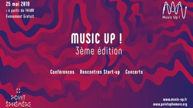 Photo de [MUSIC UP #3] Musique et Innovation