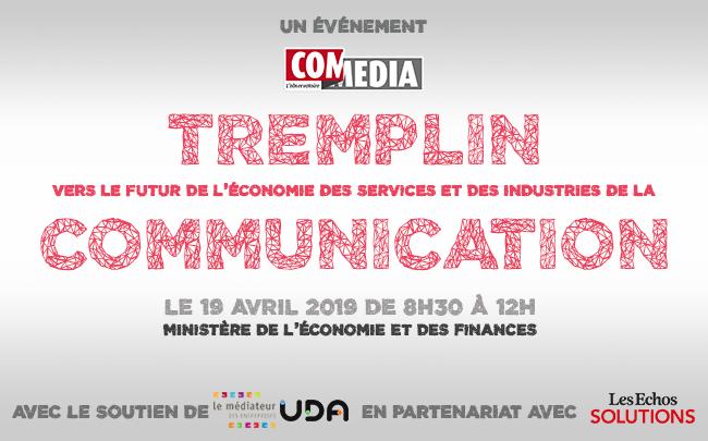 frenchweb.fr - FrenchWeb - [Observatoire COM MEDIA] Tremplin vers le futur de l'économie des services et des industries de la communication