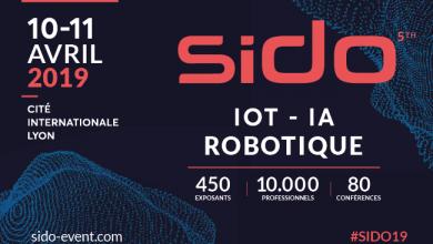 Photo de [SIDO 2019] L'événement IoT, IA et Robotique !