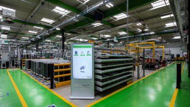 Photo de Dans l'Eure, comment l'usine 4.0 de Schneider Electric améliore la productivité