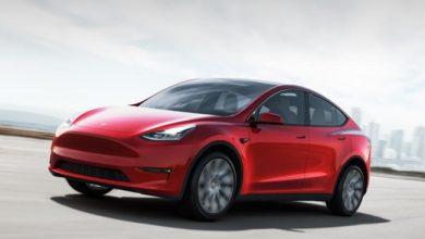 Photo de Tesla dévoile son Model Y, un SUV électrique censé rivaliser avec les constructeurs allemands