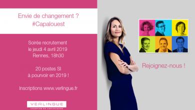 Photo de Soirée recrutement : 20 postes SI à pourvoir en 2019 !