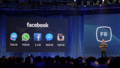 Photo de Facebook F8: une conférence sous tension pour Mark Zuckerberg