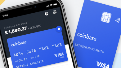 Photo de Coinbase lance une carte de débit pour faciliter les dépenses en cryptomonnaies