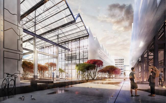 """Laboratoire urbain, Nantes accueille les """"Labs"""" d'innovation de grands groupes"""