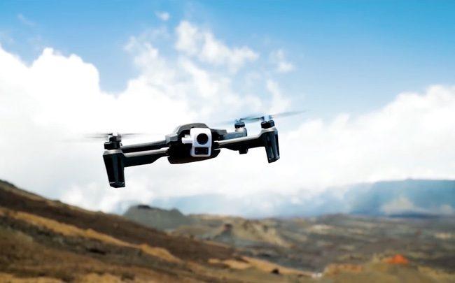 Un superordinateur pour DJI et l'armée US pour Parrot — Drones