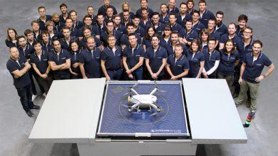 Photo de 9 millions d'euros pour le drone autonome d'Azur Drones