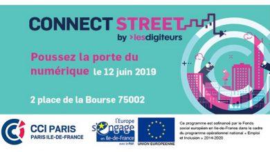 Photo de [Connect Street Paris] Digitalisez votre commerce avec la CCI de Paris